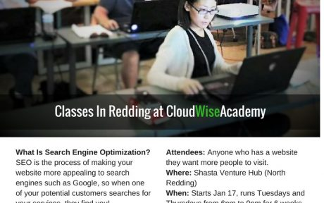 SEO Education at Cloud Wise Academy