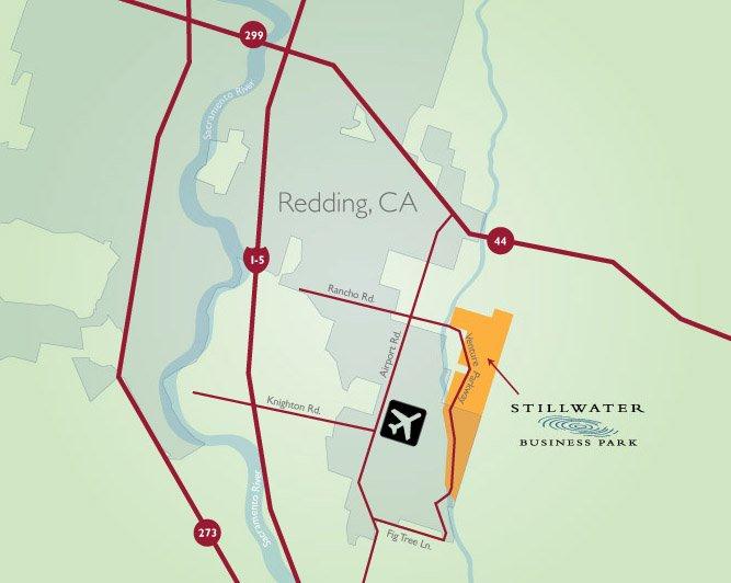 Shasta Builders Exchange Stillwater Business ParkStillwater Park