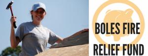 Boles Fire Relief Fund