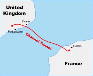 chunnel channel tunnel