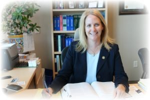 District Attorney Bridgett