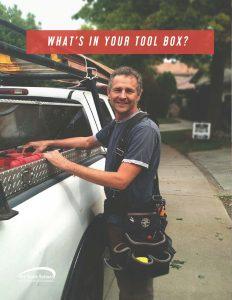 Jordan Reed - What's in your Tool Box?