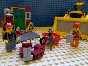 LEGO City Demolition Safety
