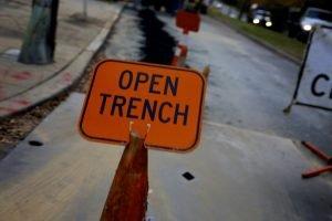 Trenching Shoring Safety