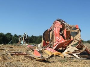 Photo of Sculpture by Redding Record Searchlight