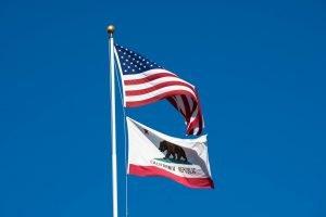 Shasta Builders California Flag