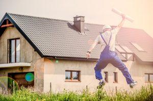 Promote Economic Development - Contractor Leaps for Joy
