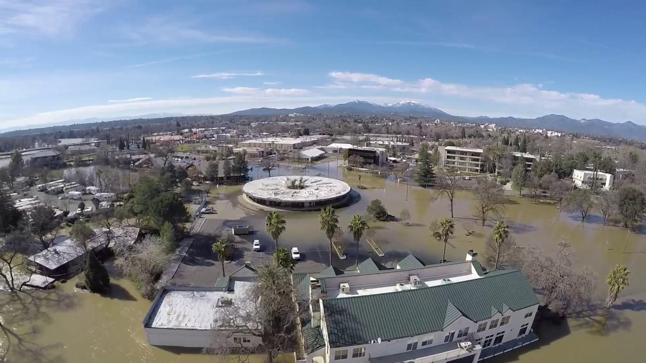 Park Marina Flooding February 2017