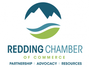 Redding Chamber Logo
