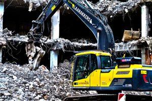 Demolition Safety Planning
